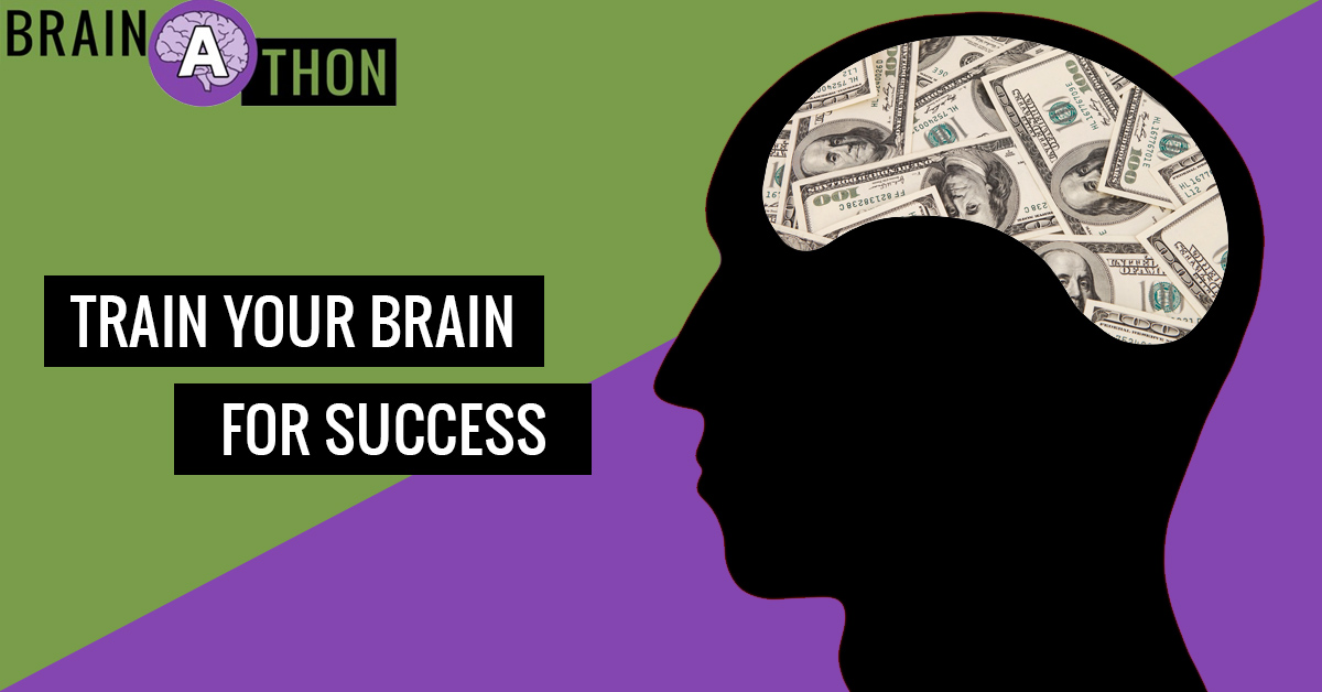 Try These Brain Retraining Techniques For Financial Success... The 5th Annual Live Brain-A-Thon Event!