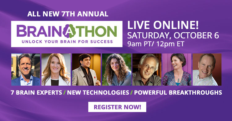 Join us for the 7th Annual LIVE Brain-A-Thon
