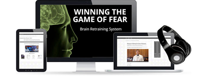 What Scares You Most? Kick Fear Out Of Your Life! Winning the Game of Fear Webinar...