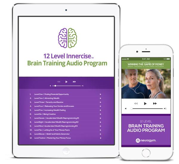 The Complete John Assaraf Neurogym Winning The Game Of Money Brain Training System Brain Training & Coaching ...