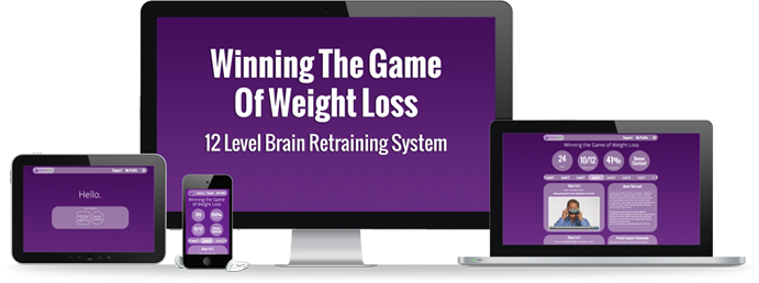 Losing Weight Is All In Your Head! Winning The Game Of Weight Loss...